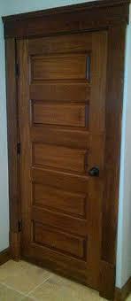 5 panel wood interior doors. Horizontal 5-Panel Poplar Wood Door - Traditional Interior Doors Other Metro 5 Panel 6