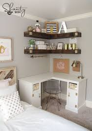 home office in bedroom ideas. 8 simple bedroom organization hacks that every girl should know home office in ideas