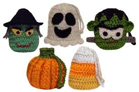 Halloween Crochet Patterns Mesmerizing Crochet Spot Blog Archive Halloween Crochet Patterns Crochet