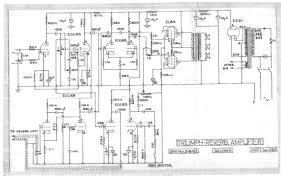 selmer triumph reverb schematic selmer triumph reverb 10 watt amplifier schematic wiring diagram