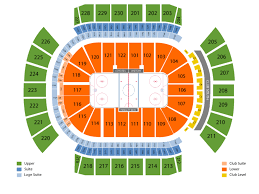 Coyotes Tickets Seating Chart Arizona Coyotes Seating Chart