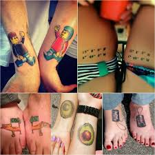 совместные тату для мужа и жены тату для друзей идеи татуировок