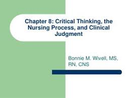 Improve beginning nursing process as critical thinking in eis of creating a short descriptive scenario analysis and team would a state of real nurse and
