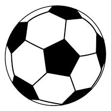 サッカーボール白黒 無料イラストサイトイラぽん