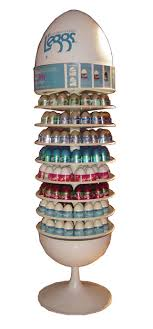 Egg Display Stands History's Dumpster L'eggs L'aura L'erin 66