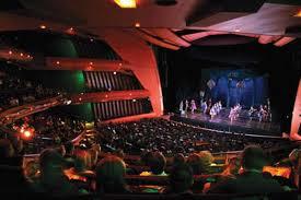 Ellie Caulkins Opera House Seating Chart Ellie Caulkins Opera House