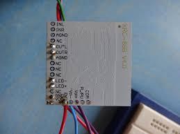 portable stereo speaker hackaday io  at Krc 86b Bluetooth Wiring Diagram