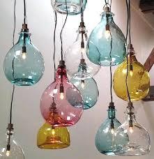 glass pendant light shades clear glass pendant light bulb hand blown glass pendant lamp shades