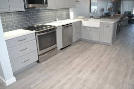 gray wood grain tile flooring ideas most durable floor kitchentile that looks like cost ceramic tiles