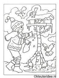 Das ausmalen bringt das kind zur geschicklichkeit bei. Malvorlagen Waldtiere Im Winter Coloring And Malvorlagan