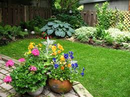 Small Picture Triyaecom Small Backyard Flower Garden Design Various design