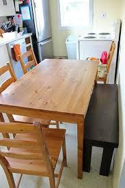 ikea farmhouse table