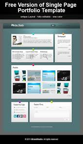 One Page Website Template Magnificent 48 Free Perfect One Page PSD Templates Allxnet