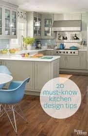 Embrace the principles of universal design in your kitchen: 20 must know kitchen  design tips.