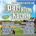 Party Tyme Karaoke: Country Hits, Vol. 18