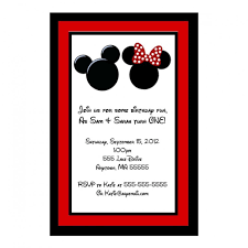 where to send wedding invitation mickey and minnie mouse