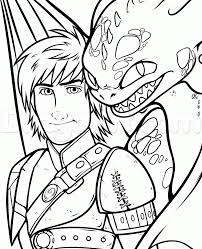 How To Train Your Dragon 2 Coloring Pages How To Train Your