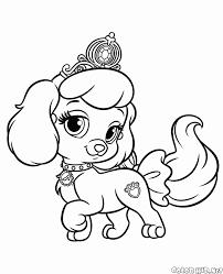 Cavallo Da Colorare Per Bambini Disegni Da Colorare Di Minnie 10