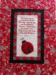 95 best LADYBUG QUILT images on Pinterest | Ladybugs, Lady bug and ... & Lady bug by Jessica's Quilting Studio, via Flickr Adamdwight.com