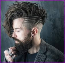 Coiffure Homme 2018 Avec Barbe 108836 Coupe Homme Avec Barbe