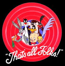 Image result for That's all folks picture