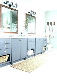 double sink bath rugs double sink bath rugs double vanity bath rugs vanity bathroom furniture double