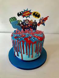 Superhero Cake Design Superhero Cake Anns Designer Cakes