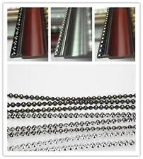 decorative studs for furniture. 5m furniture decorative tacks upholstery nailstud strips 3 colours100 studs for a