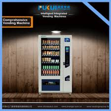 Snack Vending Machine Services Delectable Best Quality Selfservice Oem Snack And Soda Vending Machine Buy