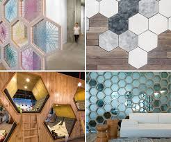 Concept Statement Interior Design Impressive 48 Ideas For Using Hexagons In Interior Design And Architecture