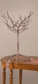 Large Wooden Tree Display Stand Best Display Tree Natural Design 32 Ornament Display Trees