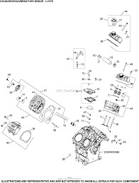 Kohler lh775 0017 mtd 30 hp 22 3 kw electronic fuel injection rh jackssmallengines kohler pro 27 electrical diagram 27 hp kohler engine diagram