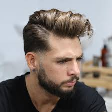 Coiffure Homme Style 2018
