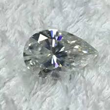 Gram Size Chart Artifical Moissanite Gems Export Sydney Size Chart 5x7mm Pear Cut Moissanite Store Locator Buy Moissanite Price Per Gram White Gemstone Pear Cut