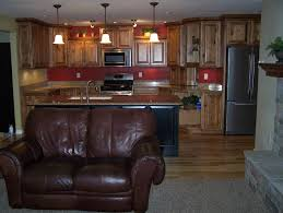 Kitchen And Family Room Soda Springs Vacation Rental Home Away From Home