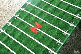 football field rug cowboys area football field rug