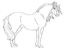 Kleurplaat Paard Spirit Kids N Fun De 24 Ausmalbilder Von Auf Dem
