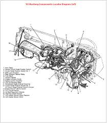 93 mustang 5 0l diagrams and component locations 1985 mustang wiring harness at 93 Mustang Dash Wiring Harness