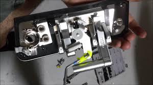 replacing my broken door handle