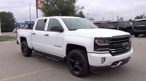 2017 CHEVROLET SILVERADO 1500 CREW CAB SHORT BOX 4-WHEEL DRIVE LTZ ...