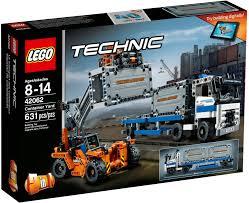 Lego Technic Container Yard 42062 Lego Technic Lego Gaminiai