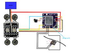 flexrc core sirinfpv v2 wiring diagram flex rc sirinfpv esc wiring diagram