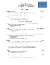 Teacher Resume Template Word Resume Templates For Teachers Free Unique Teacher Resume Template 97