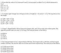 clep college math practice test questions