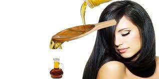 Image result for बालों की गर्म तेल की मालिश