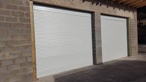 Rolltoranlage Für Die Garage Mit Antrieb Funk Wwwlapot Fensterde