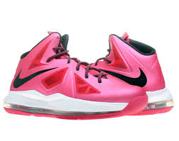 lebron youth basketball shoes. girls shoes | nike lebron x (gs) basketball [543564-600 youth l