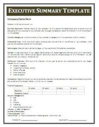 summary report template budget summary template ing the 13 executive summary templates excel pdf formats