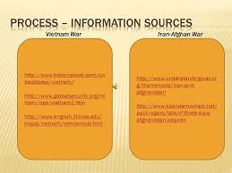 Vietnam And Iraq War Venn Diagram Iran Afghan War Vietnam Revisited Ppt Download