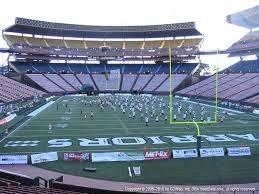 Aloha Stadium View From Orange Level Uu Vivid Seats